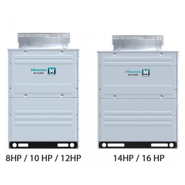 Внешний блок Hisense Hi-Flexi M AVWT-154U6SS, Внешний блок Hisense Hi-Flexi M AVWT-96U6SR, Внешний блок Hisense Hi-Flexi M AVWT-86U6SR
