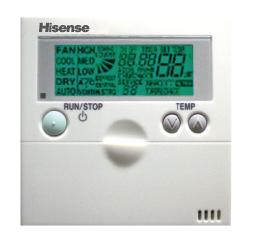 Hisense AVE-07UXCSAL